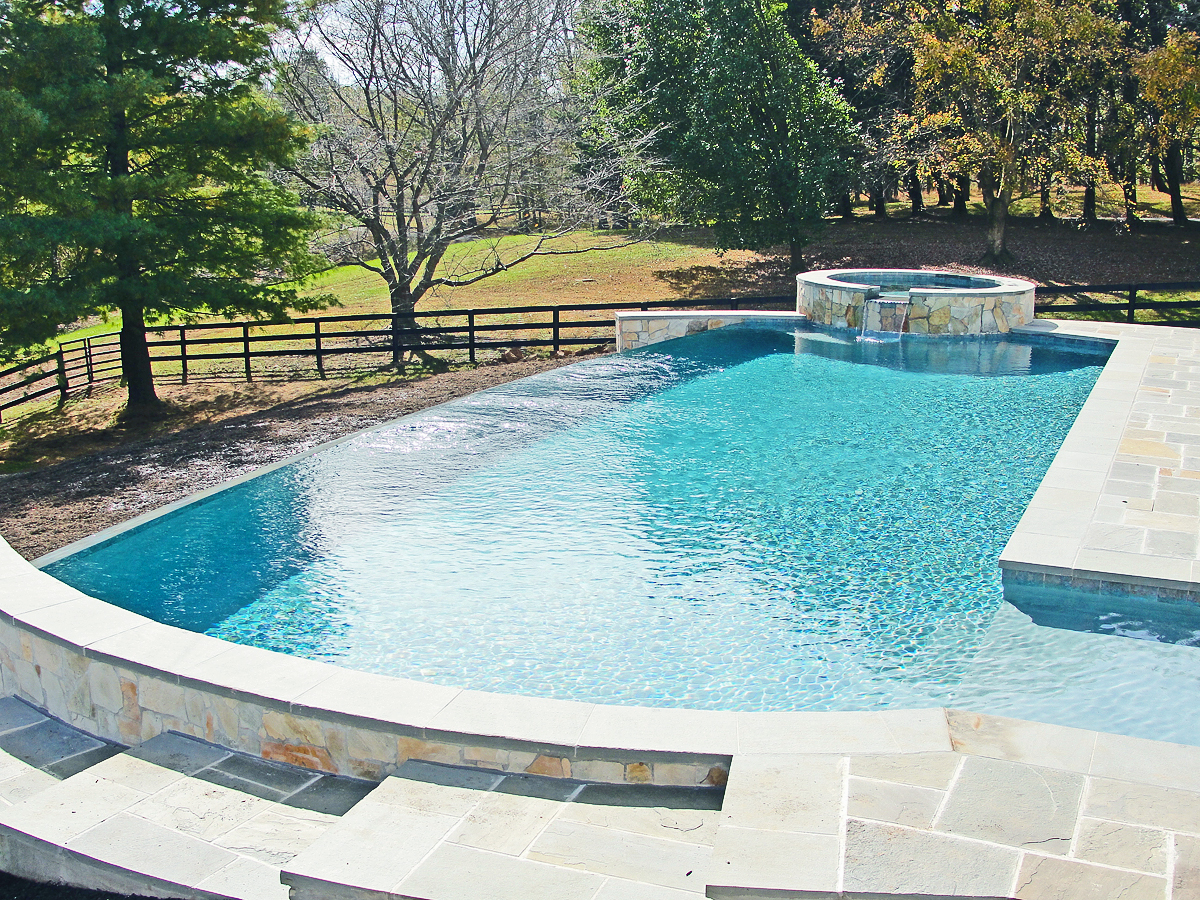 Hunt country pool buildershunt country pool builders for Pool design virginia